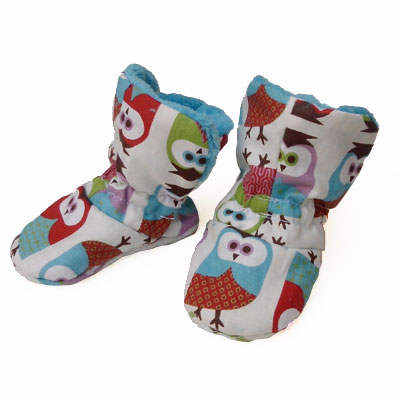 Bottines Chouettes