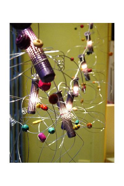 guirlande lumineuse electrique space luminaire guirlandes electriques la paix des m nages. Black Bedroom Furniture Sets. Home Design Ideas