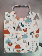 Serviette de Cantine Little Adventures